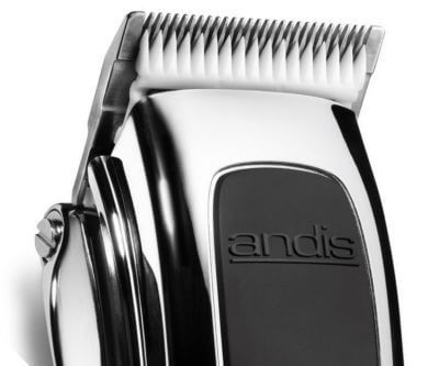 Andis Speedmaster 2 clippers come with a ceramic blade.