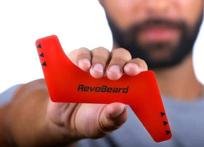 RevoBeard wins our hearts and beards for the best stencil and template for beards.