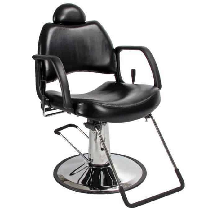 Keller's Hydraulic Salon Chair
