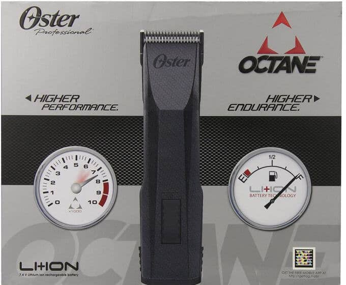 Oster Octane vs Andis Supra ZR: depends on what you're looking for