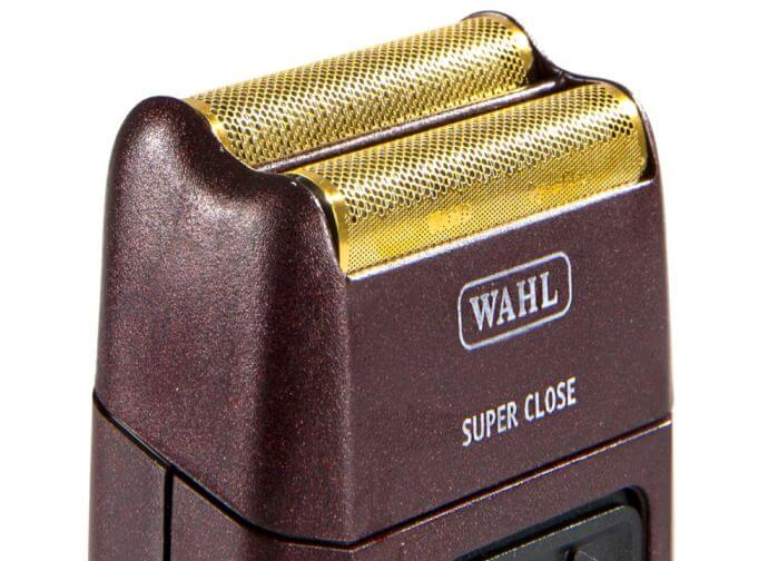 Wahl's Super Close shaver is a great foil model for sensitive skin.