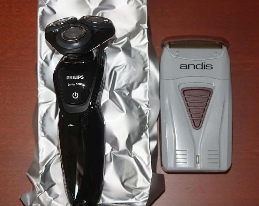 Which electric shaver is the best: foil or rotary? Here's my personal experience with both!