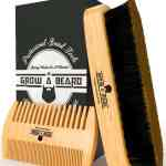best beard comb & brush