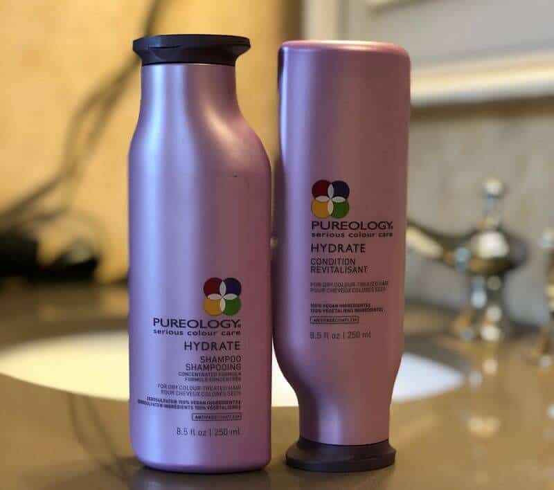 Pureology makes it as our first pick for the best salon shampoo - for colored hair, that is.
