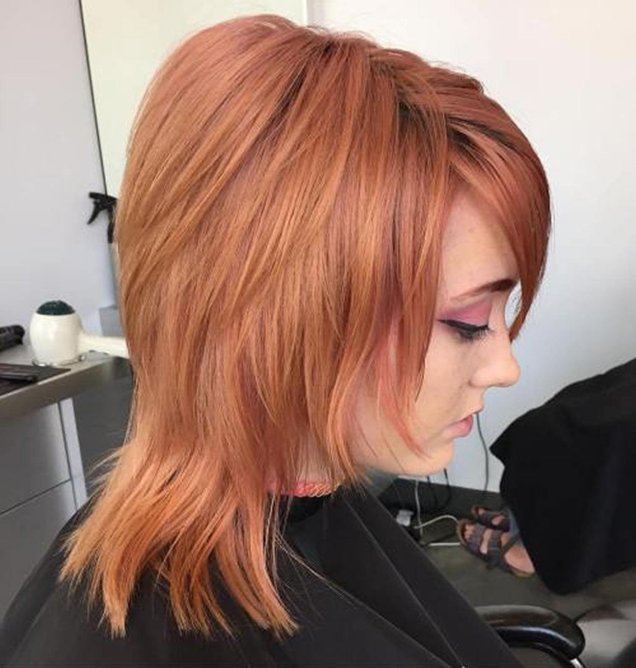 Shag Haircut Solutions 2018 2019 Hair Colors