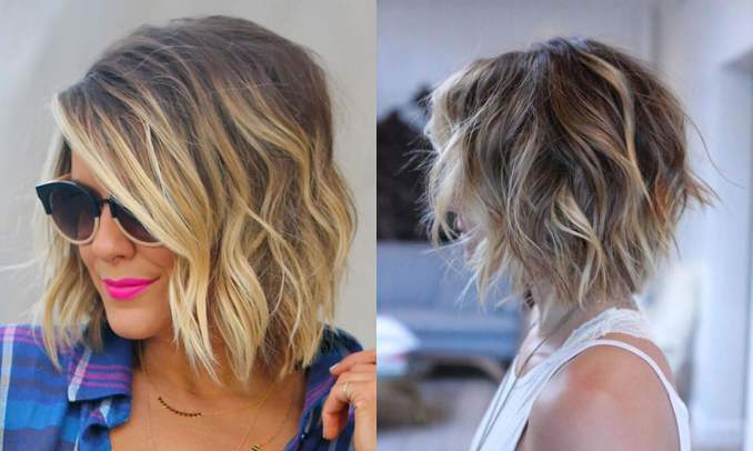 Image Result For Medium Haircuts With Highlights