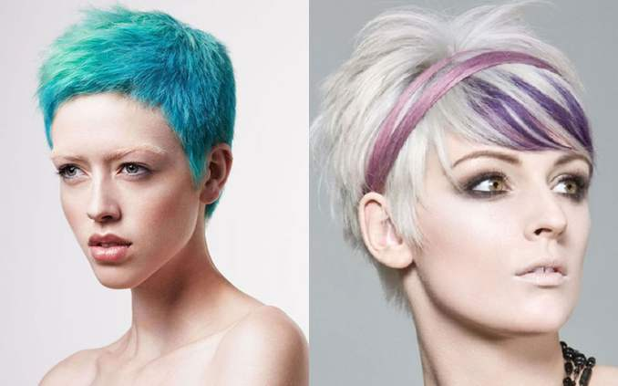 Image Result For Pixie With Long Sides