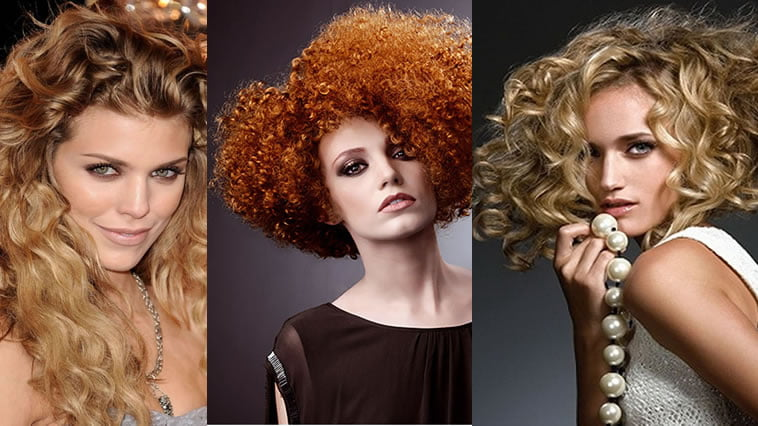 Perm Hairstyles And Hair Colors For Women 2019