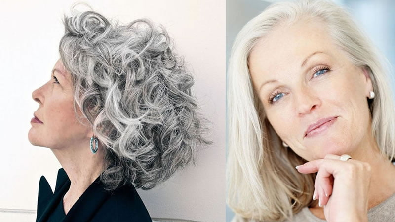 Curly Short Hairstyle 2019 Amp Pixie Haircut For Older Women