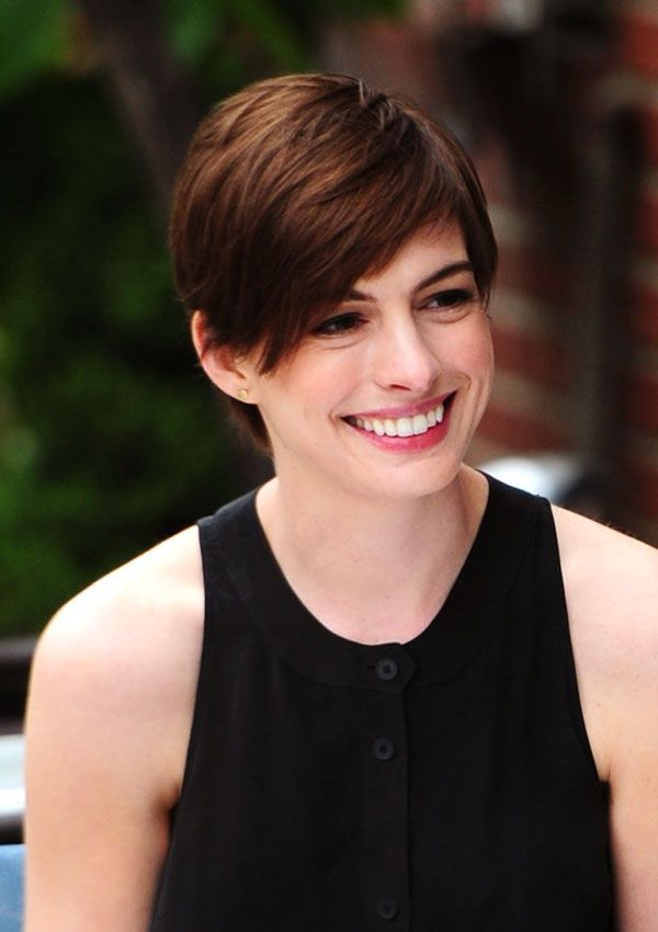 Brunette Short Hairstyles For Women