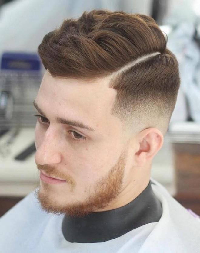 Line Up Taper Fade Cuts