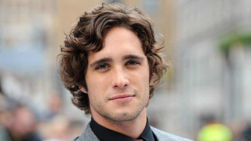 Popular Mens Curly Hairstyles And Haircuts Ideas