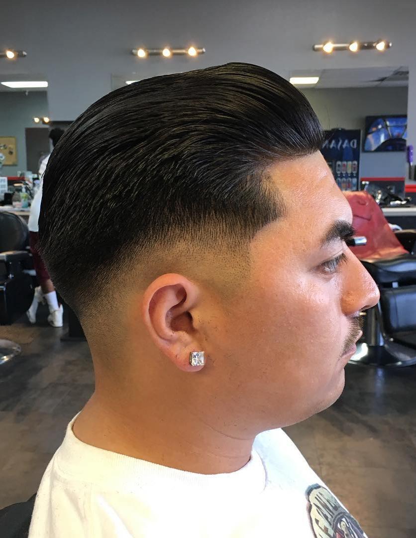 17 Latest Mens Slick Back Hairstyles Amp Haircut Ideas