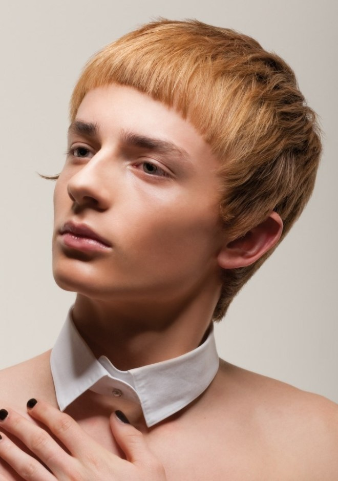 Full Fringe Haircut