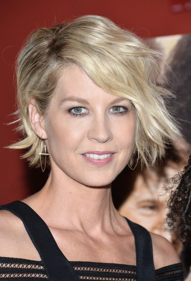 Punky Short Wavy Hairstyle