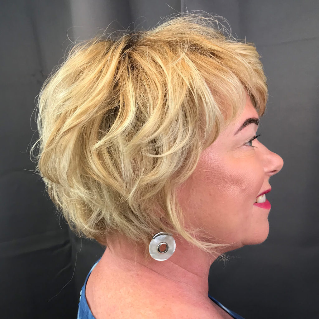 45 Sassy Hairstyles For Women Over 50