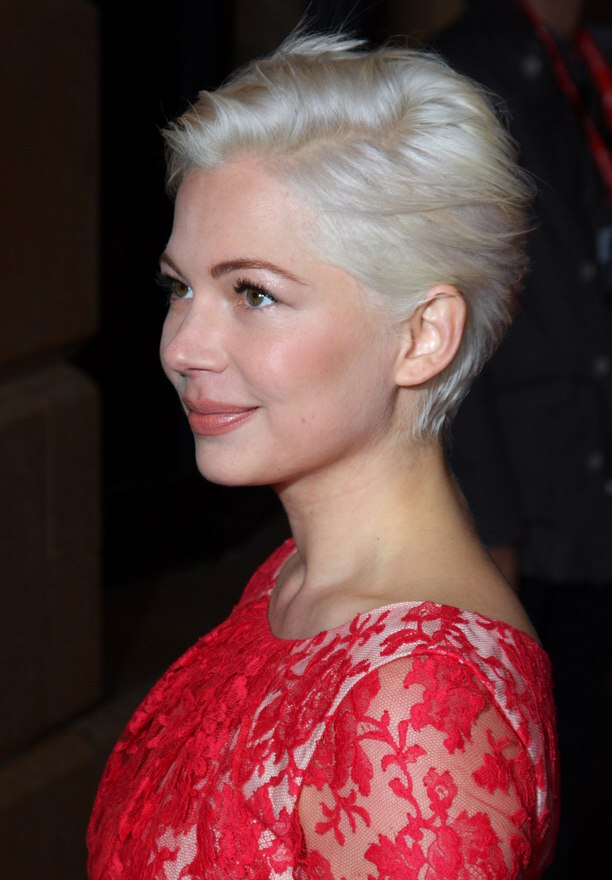 Michelle Williams Easy To Do For Yourself Short Hairstyle
