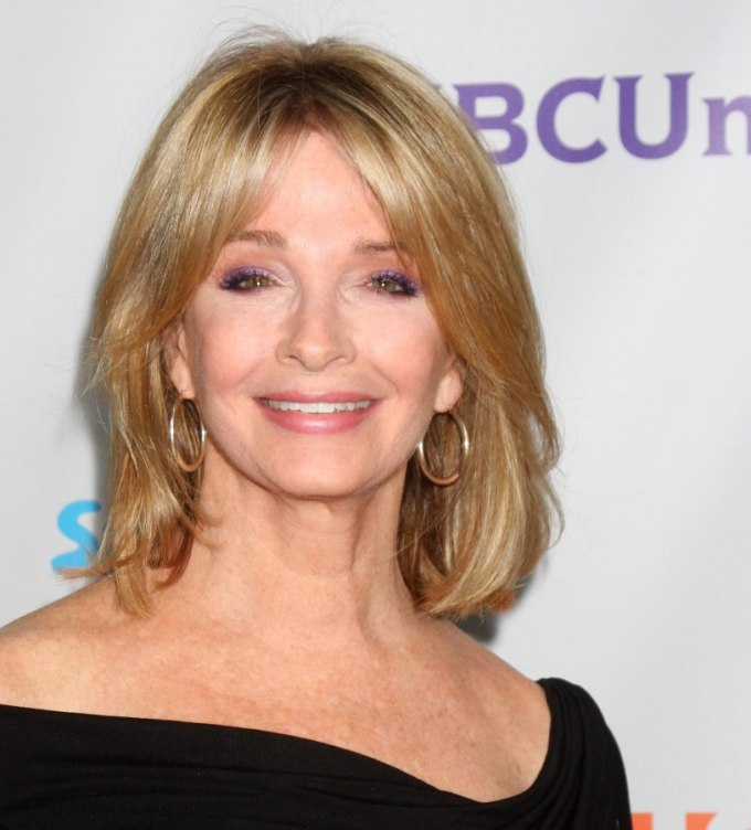 deidre hall | youthful hairstyle for a 60 plus woman