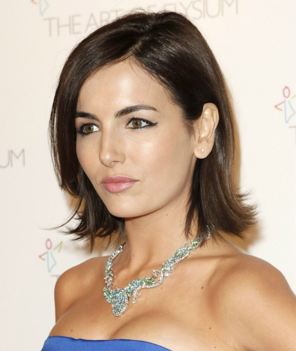 Camilla Belle Young And Fresh Medium Length Hairstyle
