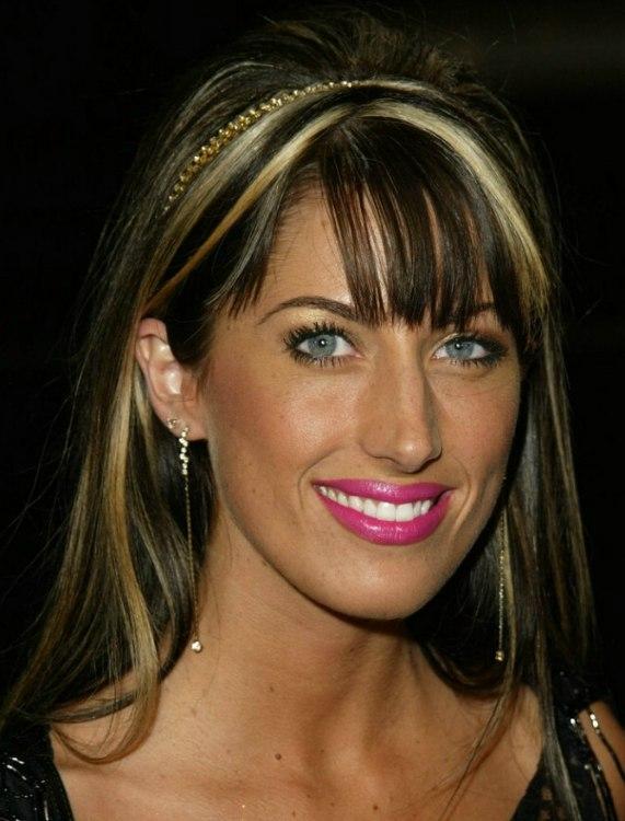 Tara Gerard Hair Cleopatra Look For Brown Hair With