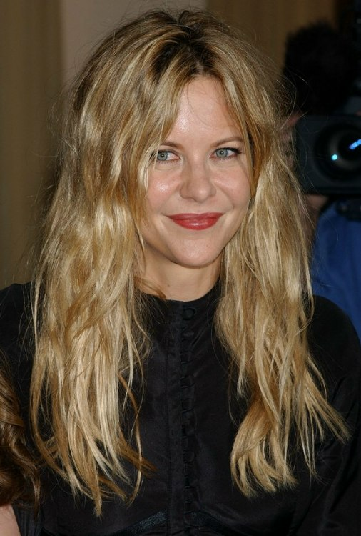 Image Result For Meg Ryan Long Hairstyles