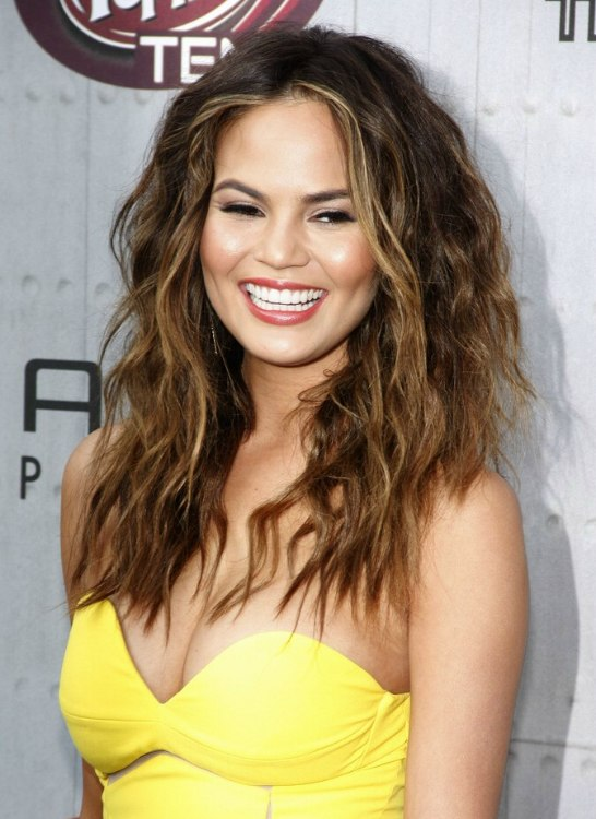 Celebrity Hair Color Light Brown