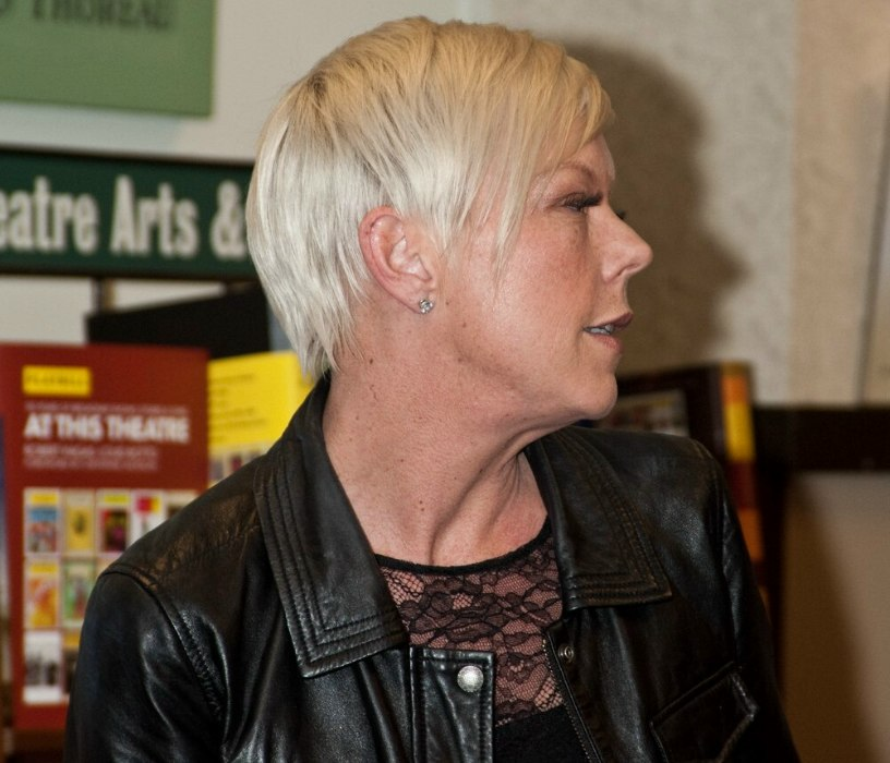Tabatha Coffey Timeless Pixie Cut For Fair Haired Women