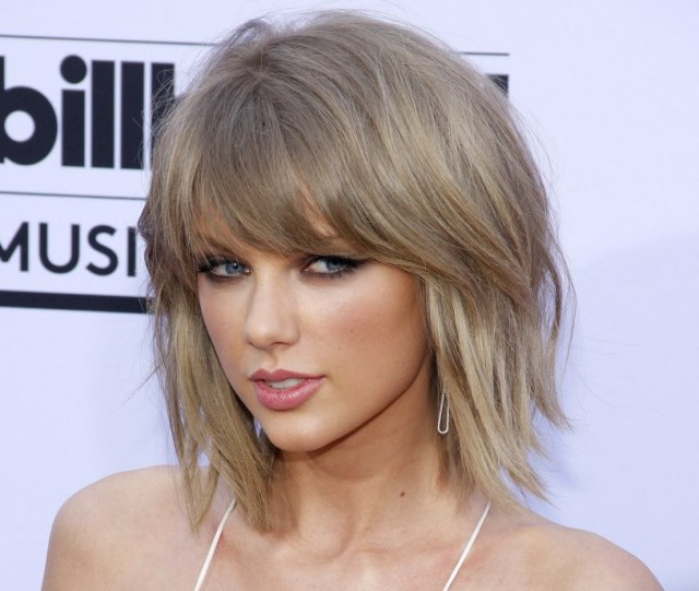 taylor swift's bob hairstyle
