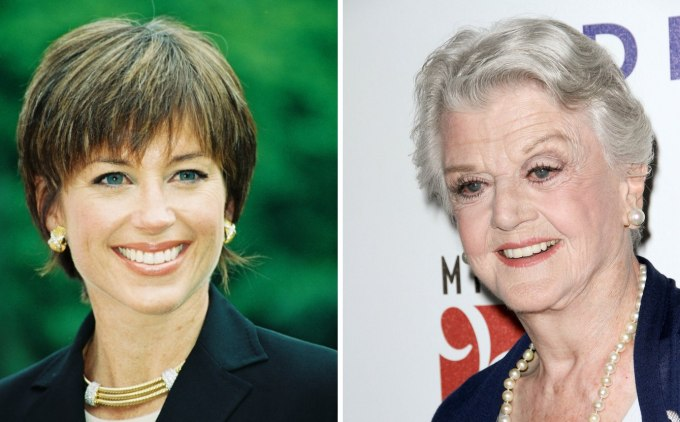 hairstyles for gray-haired mature ladies