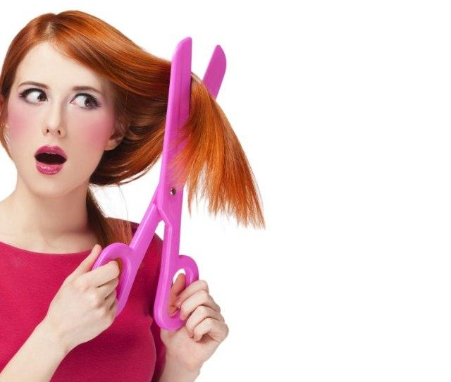 Cutting Long Hair Into A Pixie