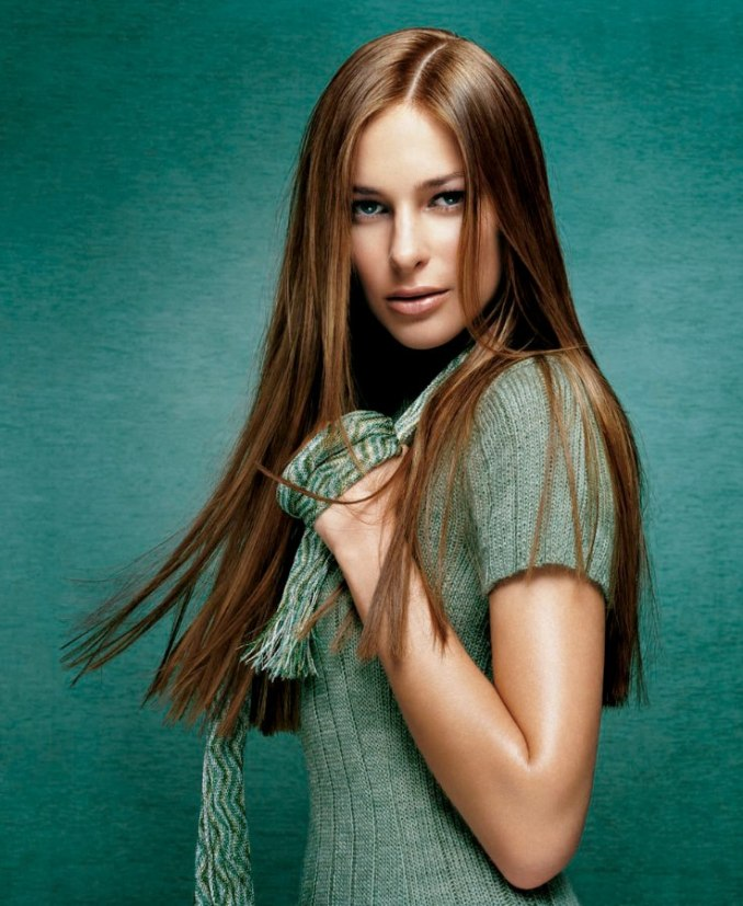 Image Result For Colored Long Hairstyles