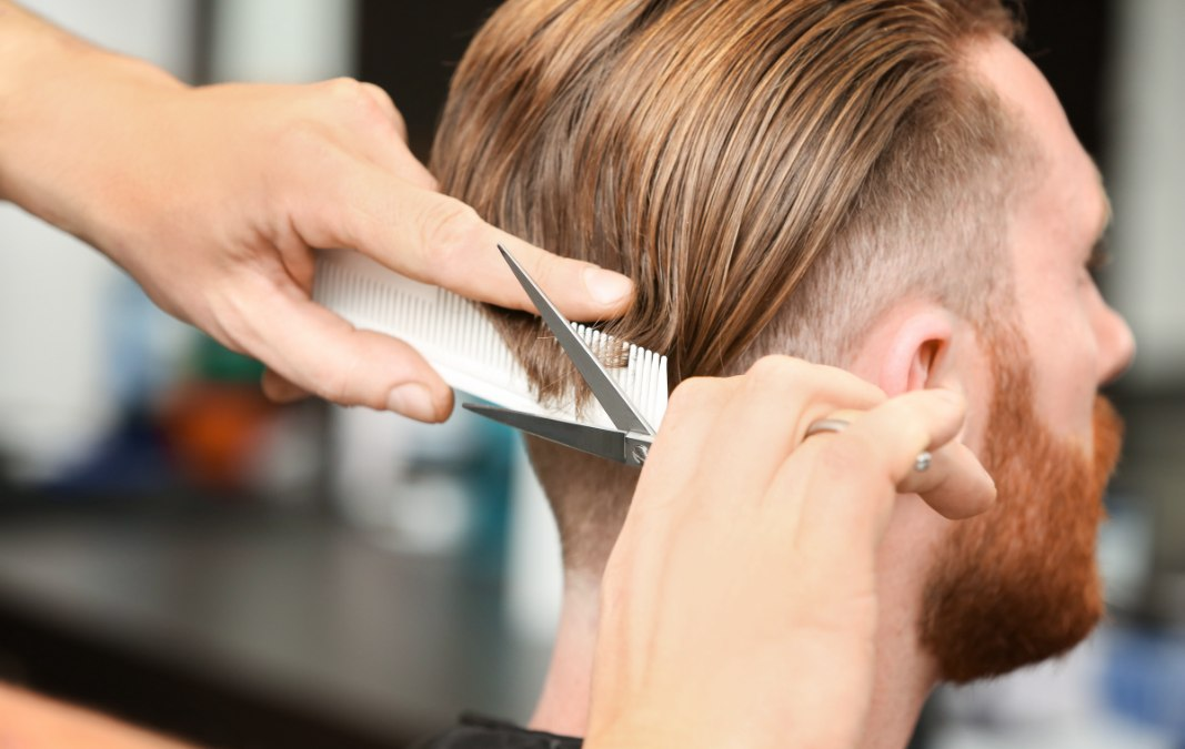 What Scissor Over Comb Club Cutting And Free Hand Cutting Are