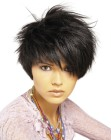 Short hairstyle by Berendowicz&Kublin Academy of Hair Design