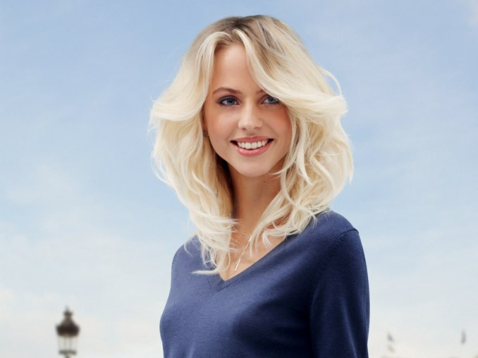 Image Result For Long Hairstyles For Blondes