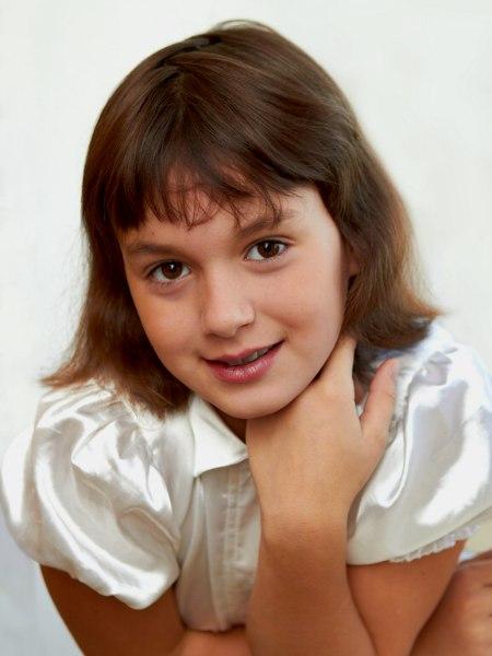 Low Maintenance Haircut For Little Girls