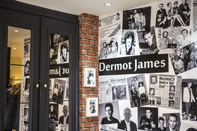 Dermot James12