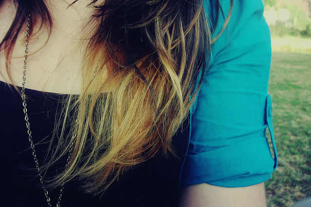 Black Hair Highlights