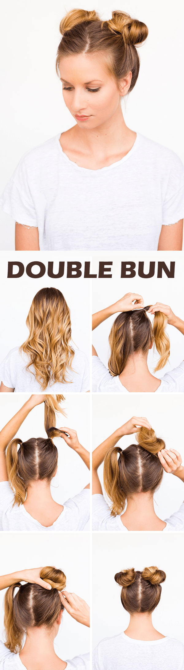 10 Bun Hairstyles For You