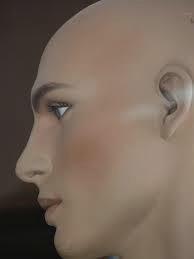 bald doll