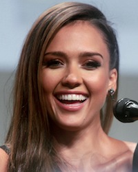 How Jessica Alba got her eyebrows back