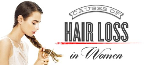 30 Causes Of Hair Loss In Women Updated March 2017