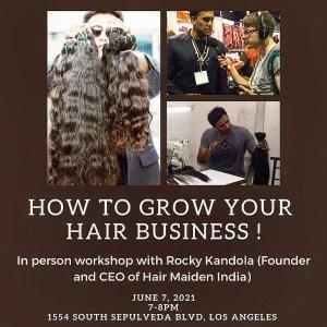 Hair Business Mastery 2 Hour Class