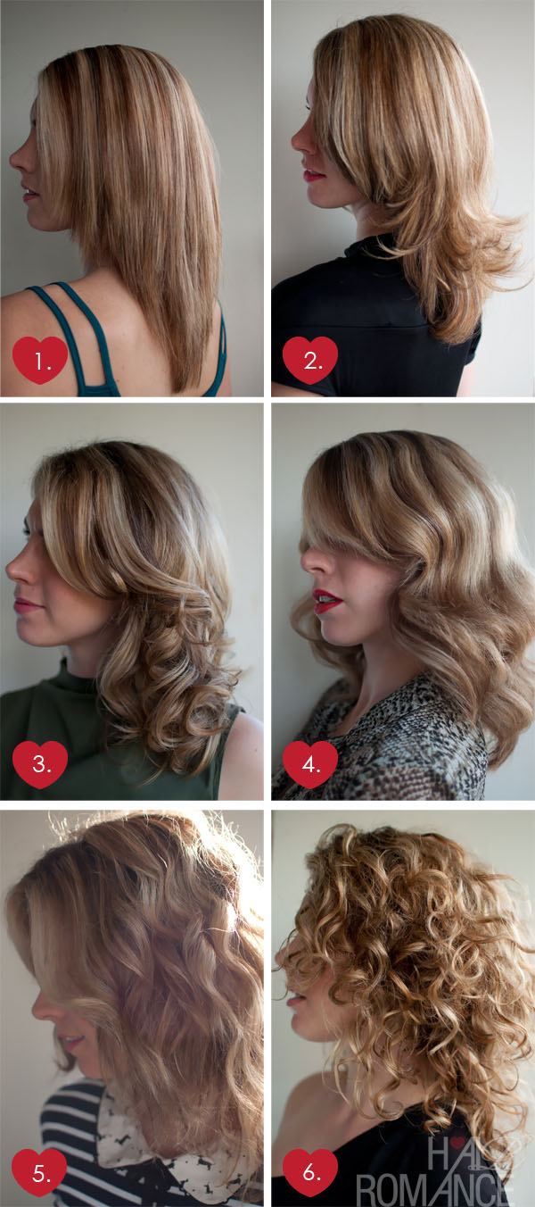 ways to blowdry your hair