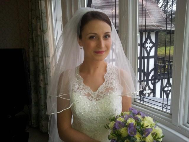 wedding hair & make-up - hair solutions lincoln