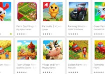 Farming Games for Android
