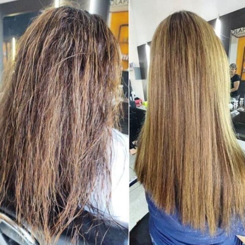 nanoplastia włosów, nanoplastia na włosy, co to jest nanoplastia