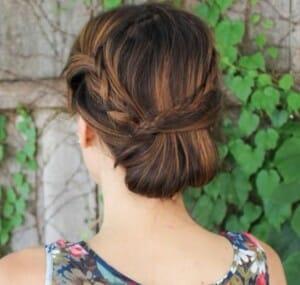 Hannah K hair style