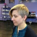 different hair cut