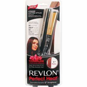 Revlon Rvst2046 Pefect Heat Ceramic Straightener review