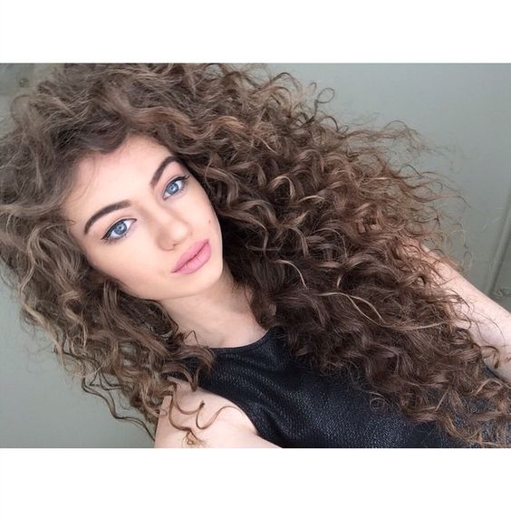 Image result for curly hair
